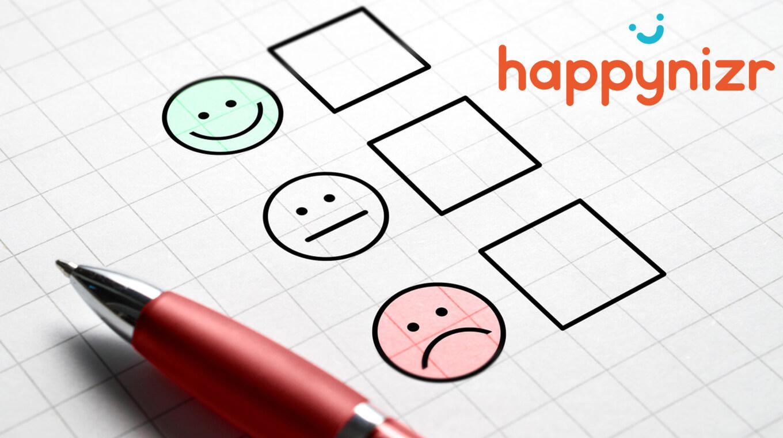 Happynizr: klanttevredenheid